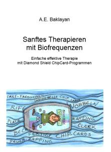 Sanftes Therapieren mit Biofrequenzen Chip Card ebook für Diamond Shield Programme