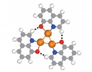 Hydrogene Bindungen/Crystal Zapper