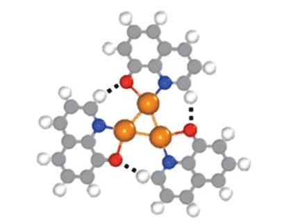 Enlaces de hidrógeno/Crystal Zapper